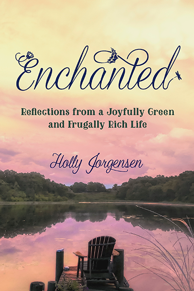 Enchanted, cover