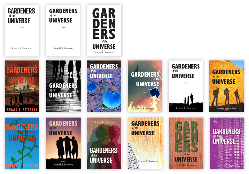 Gardeners of the Universe cover concepts