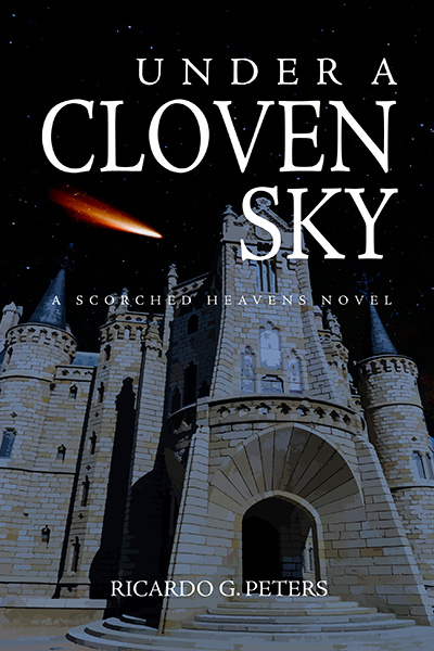 Under a Cloven Sky, cover
